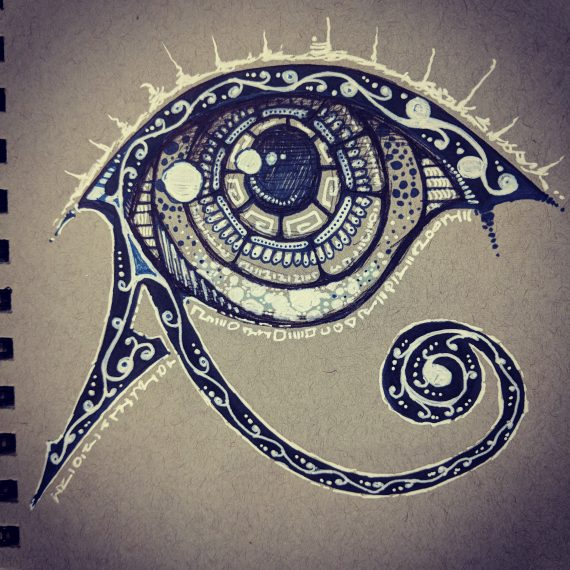 Evil Eyes and Hamsa
